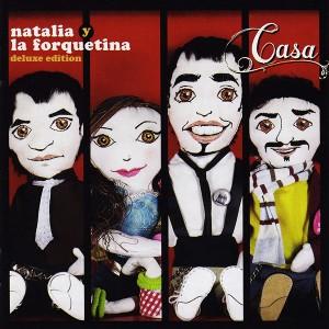 Natalia Lafourcade y La Forquetina - Casa