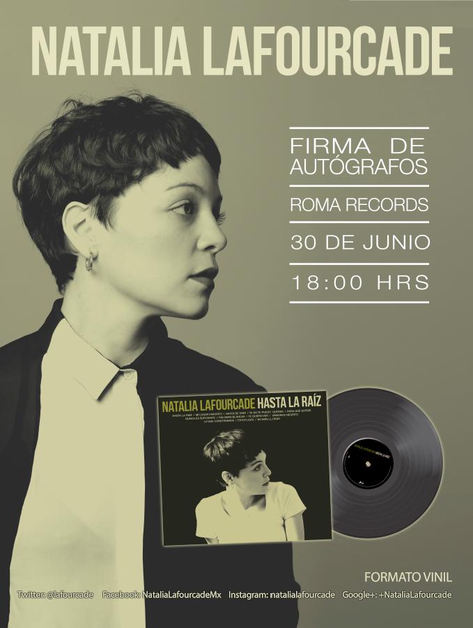 hasta-la-raiz-firma-autografos-lafourcade-vinilo-vinyl-poster