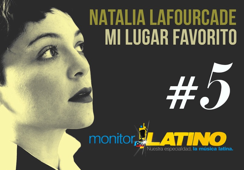 """""""Mi lugar favorito"""" en el Top 5 de Monitor Latino"""