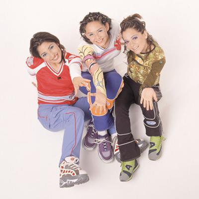 Twist: Pamela, Tabatha y Natalia