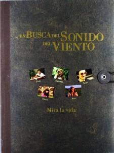 Libro: En busca del sonido del viento, Mira la vida