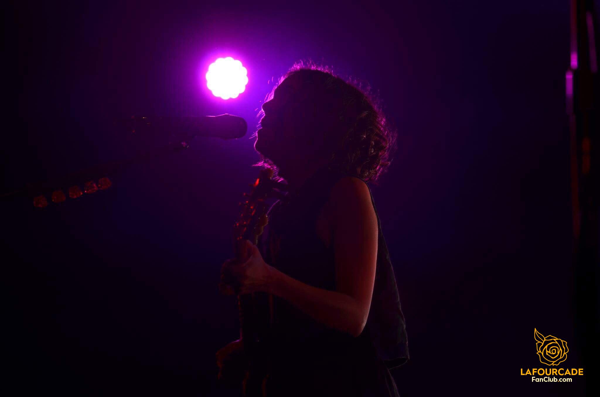 Natalia Lafourcade en el Teatro Metropólitan (Hasta la raíz: 2017)