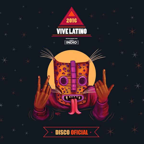00-Vive Latino 2016, CD 1 [Cover]