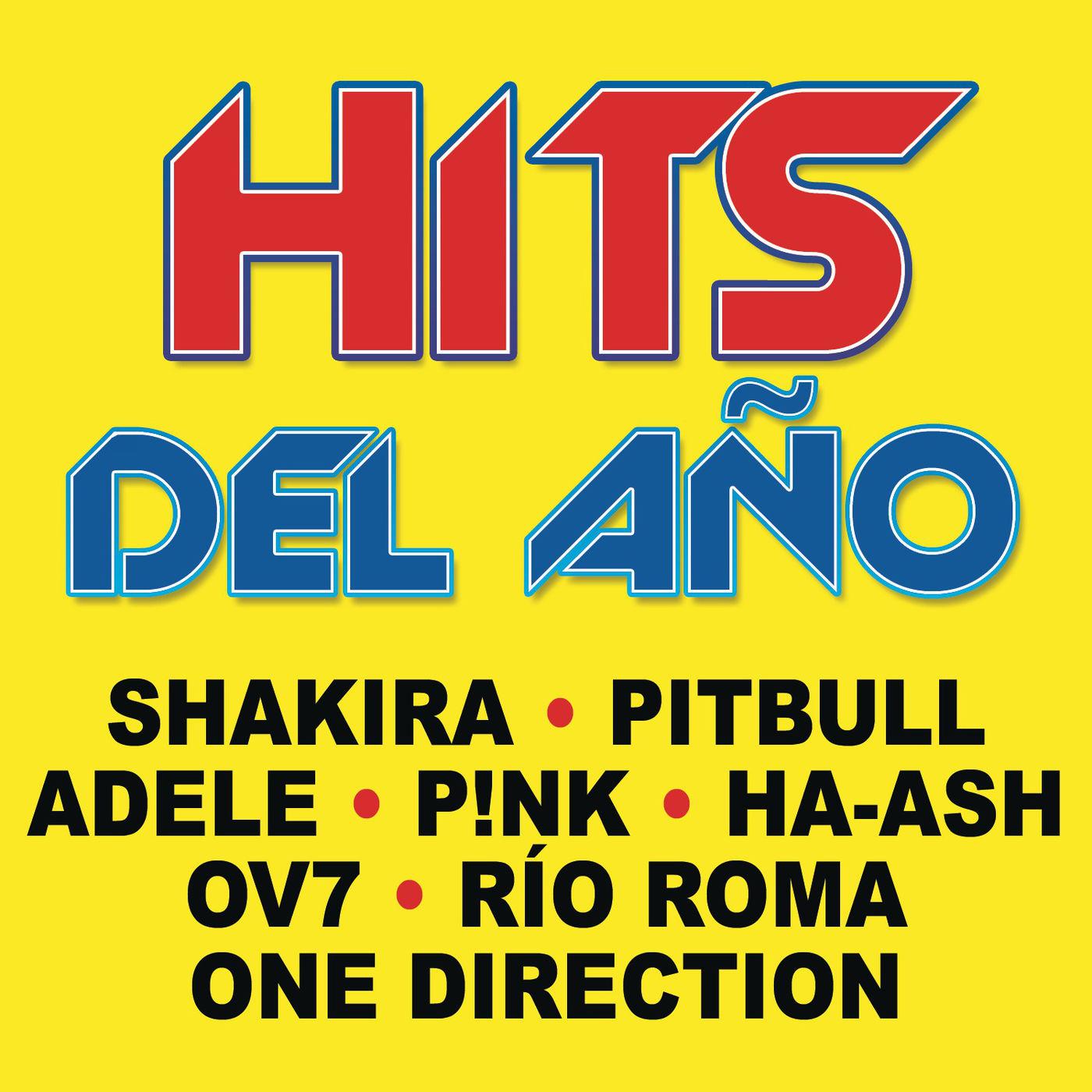 Hits del ano 2012