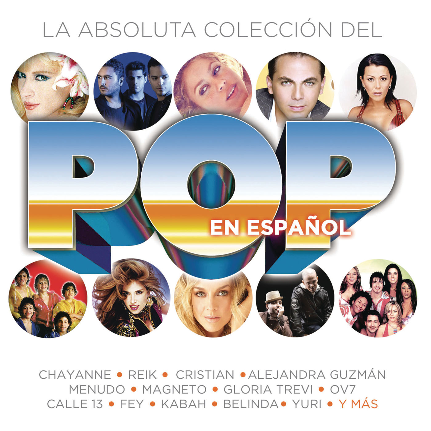 La Absoluta Coleccion del Pop en Espanol