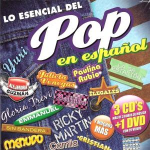 esencial-pop-español
