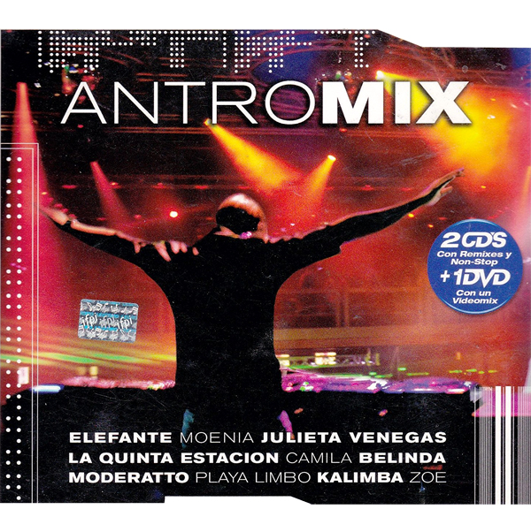 Antro Mix 600