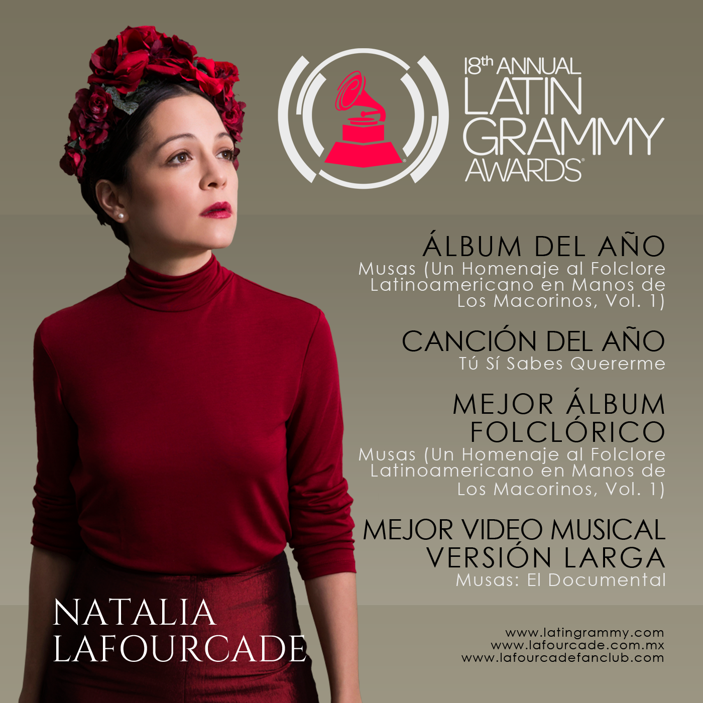 LatinGrammy2018_Nominees