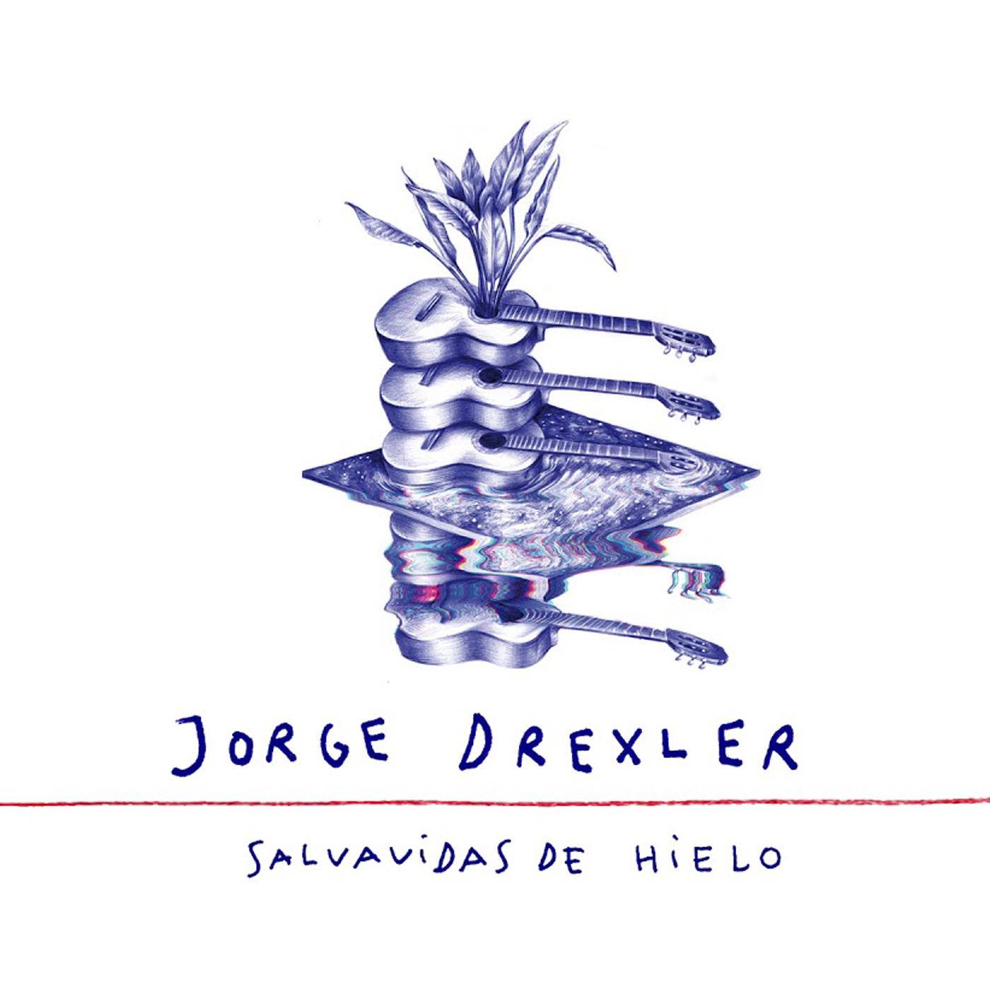 Jorge Drexler Natalia Lafourcade Salvavidas de hielo Single