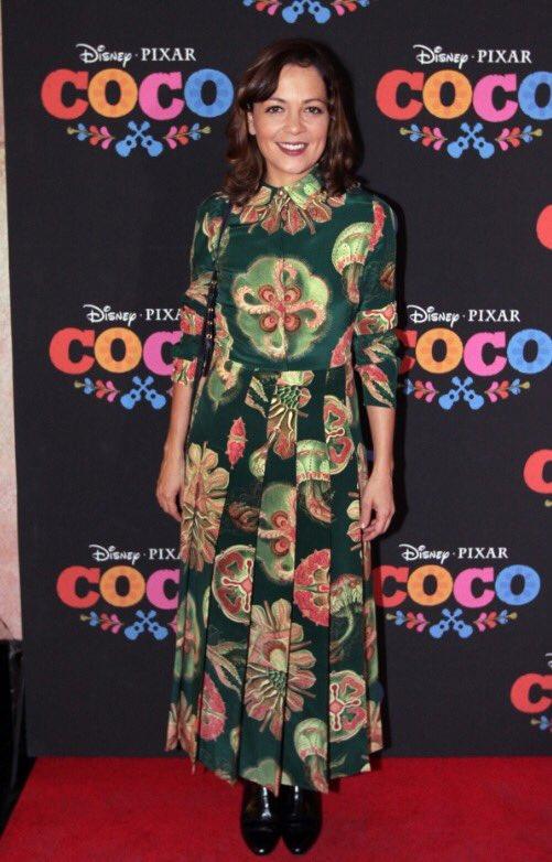 Natalia Lafourcade Premiere Coco