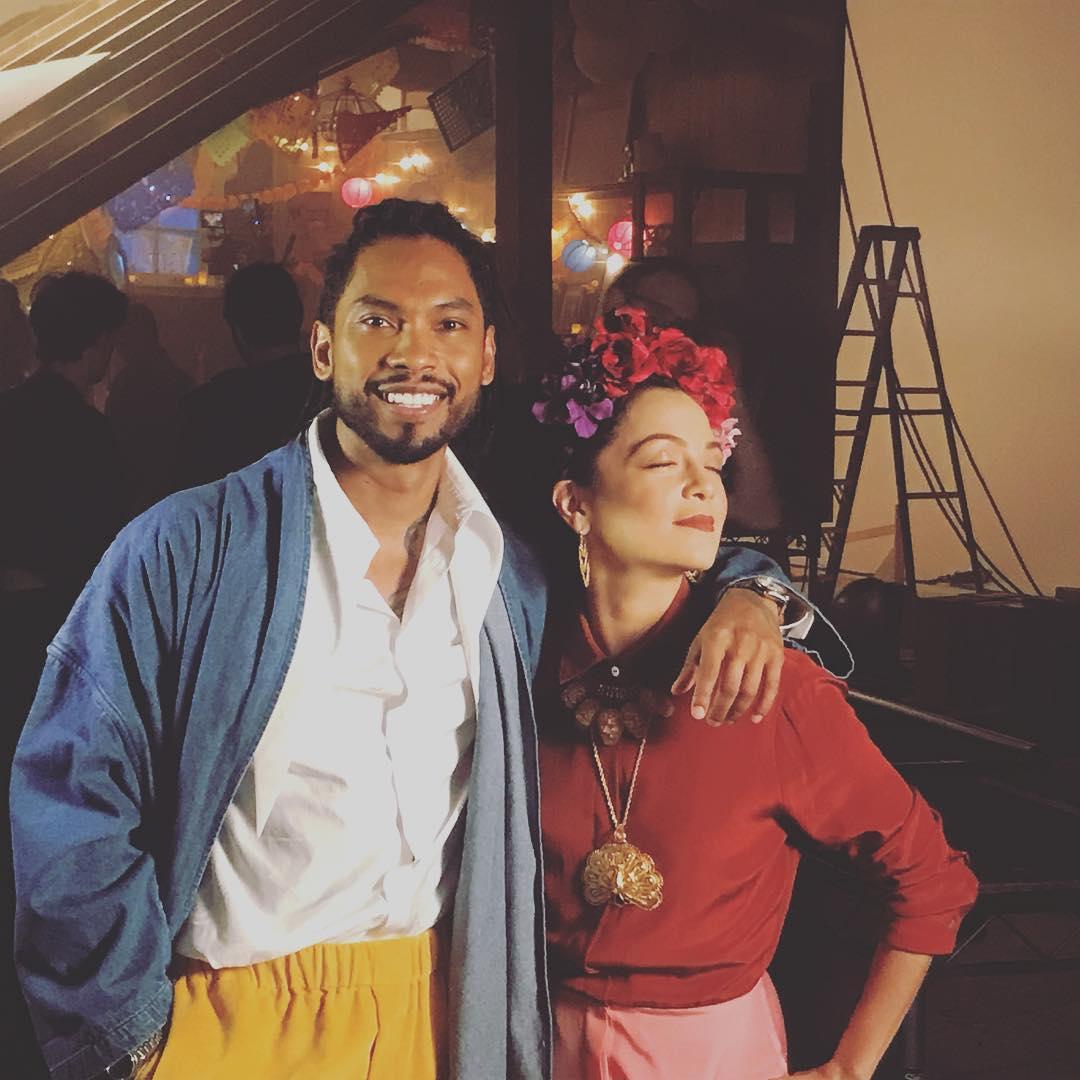 Coco Video Miguel Natalia Lafourcade Behind Scenes