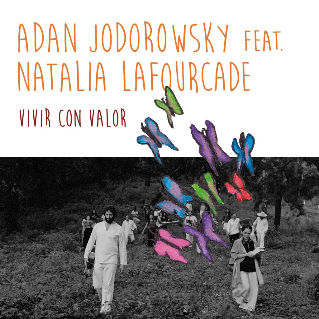 Vivir con valor - Adanowsky Lafourcade Single