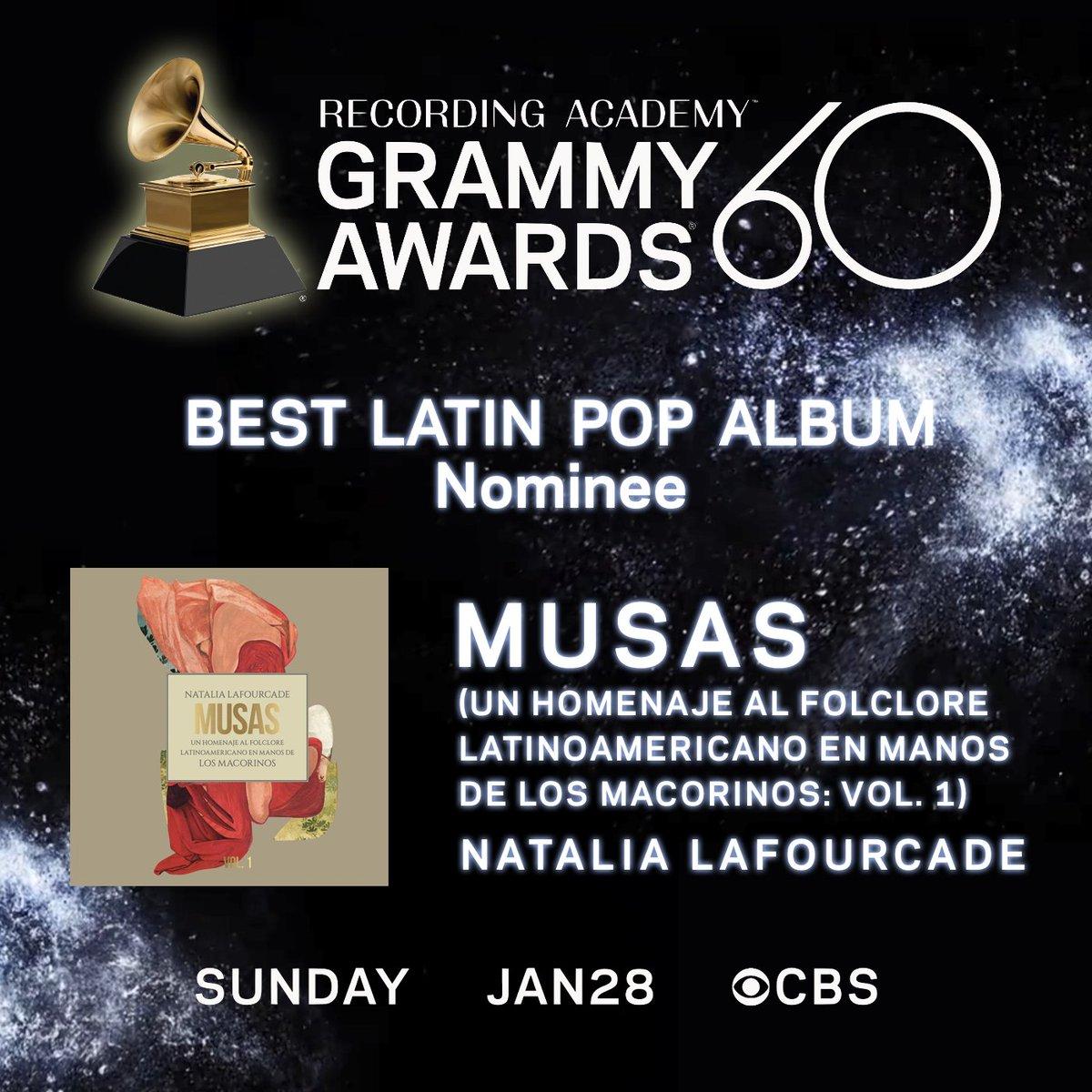 NL Musas 1 Grammy 2018