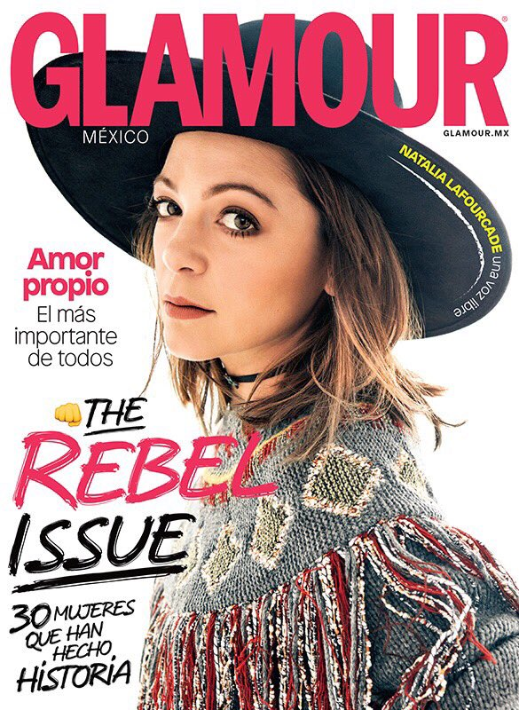 Glamour Mexico 2018 00 Cover