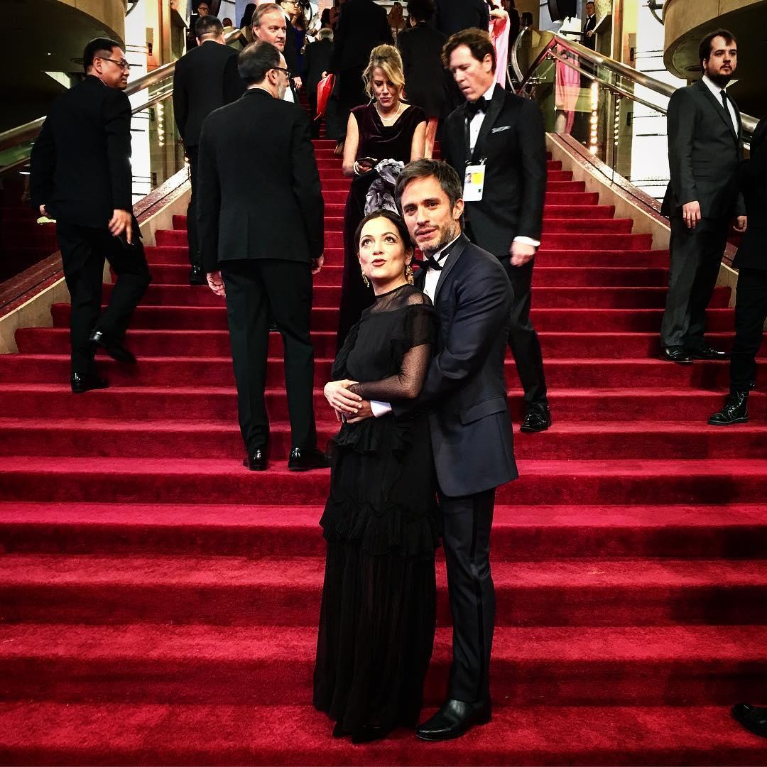 Natalia Lafourcade Oscars 2018 Coco Remember me Gael Garcia 02