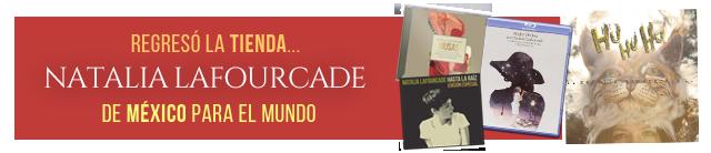 TIENDA de Natalia Lafourcade: Compra aquí
